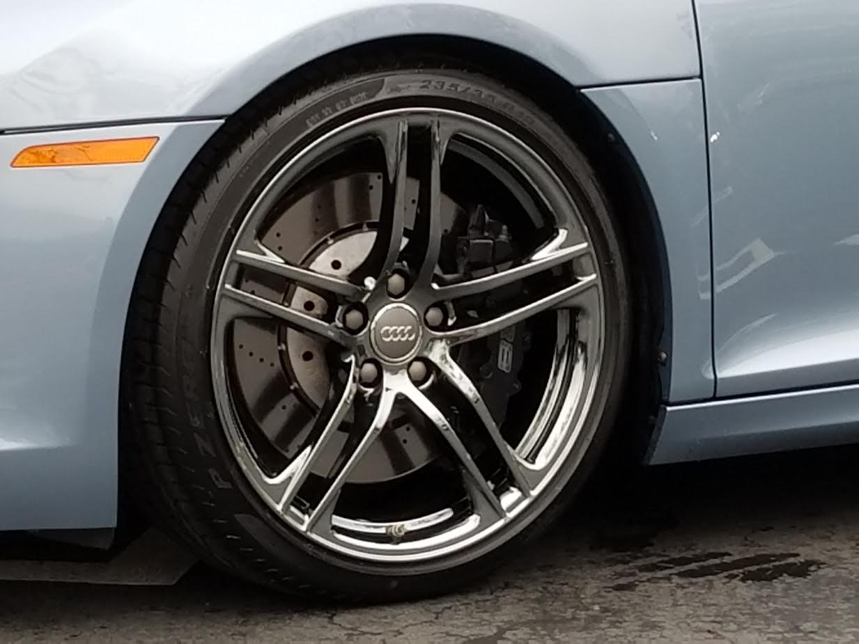 Pvd Black Chrome Wheels Photo Gallery